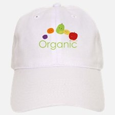 """Organic Fruits 2"" Baseball Baseball Cap"