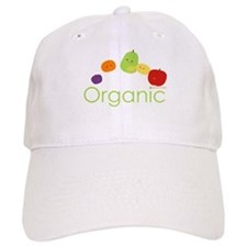 """""""Organic Fruits 2"""" Baseball Cap"""