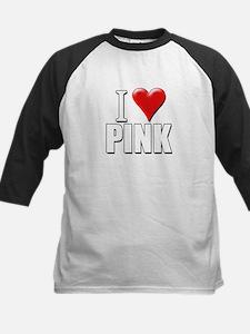 I Love (Heart) Pink Tee