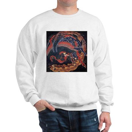 Katsushika Hokusai Phoenix Sweatshirt