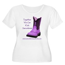 Together We Can Kick Sarcoidosis T-Shirt