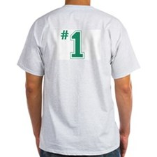 Team Paris Ash Grey T-Shirt