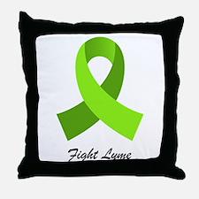 Lyme Disease, Throw Pillow