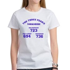 threepeaks blue T-Shirt