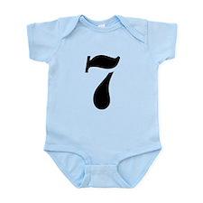 7 Infant Bodysuit