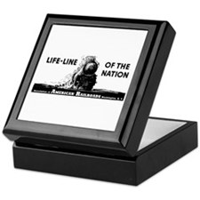Life-Line Of the Nation 1940 Keepsake Box