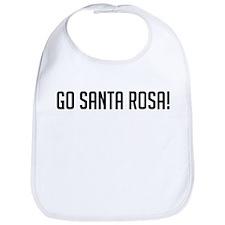 Go Santa Rosa Bib