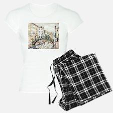 Maurice Prendergast Little Bridge Pajamas