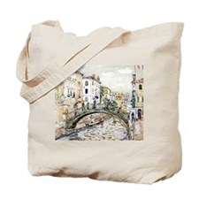 Maurice Prendergast Little Bridge Tote Bag