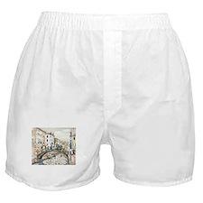Maurice Prendergast Little Bridge Boxer Shorts