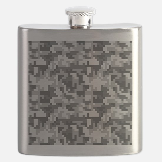 Cute Support troops Flask