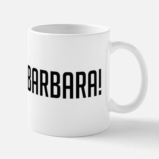 Go Santa Barbara Mug