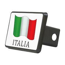 Italia Flag Hitch Cover
