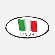 Italia Flag Patches