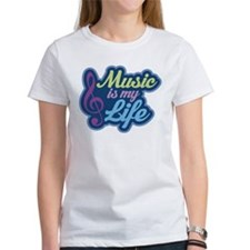 Cute Music Quote Tee