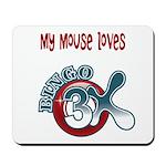 Mousepad 3x