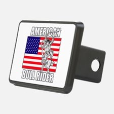 American Bull Rider Hitch Cover