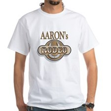 Aaron's Rodeo Personalized Shirt
