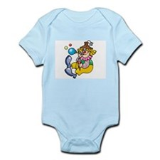 Clown Infant Bodysuit