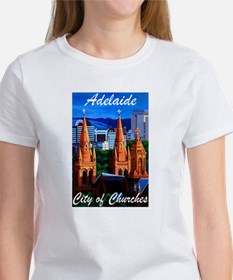 Adelaide City of Churches Tee