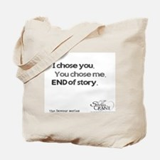 Cool Shelly crane Tote Bag
