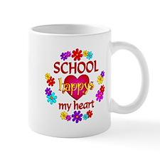 Happy School Mug