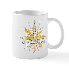 Just Beacuse Mug