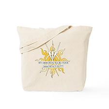 Immortal2 Tote Bag