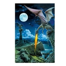 Dragon Spit Postcards (Package of 8)