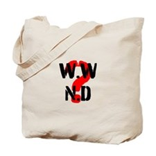 What Would Nathan Do? Tote Bag