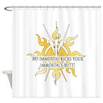 Immortal2 Shower Curtain
