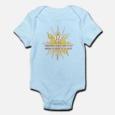 Sometimes Infant Bodysuit