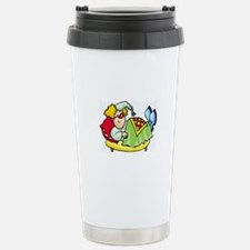 Clown Travel Mug