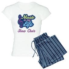 Show Choir Quote Women's Light Pajamas
