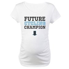 Future Cycling Champ Maternity Tee