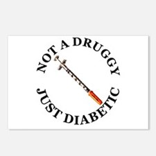 Diabetic Postcards (Package of 8)