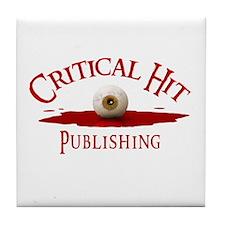 Critical Hit - Tile Coaster