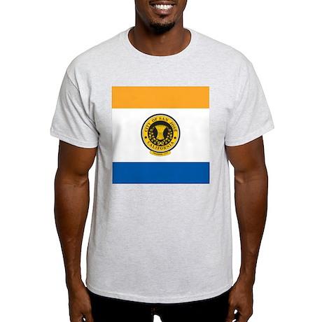 San Jose Flag Light T-Shirt