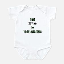 Just Say No Infant Creeper