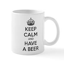 Keep calm and have a beer Mug