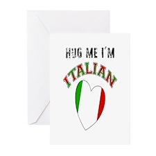 I'm Italian Greeting Cards (Pk of 10)