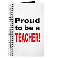 Proud Teacher Journal