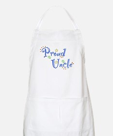 Proud Uncle BBQ Apron