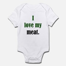 Love Meat Infant Creeper
