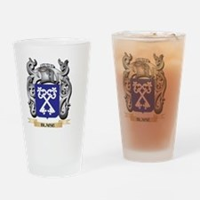 Blaise Family Crest - Blaise Coat o Drinking Glass