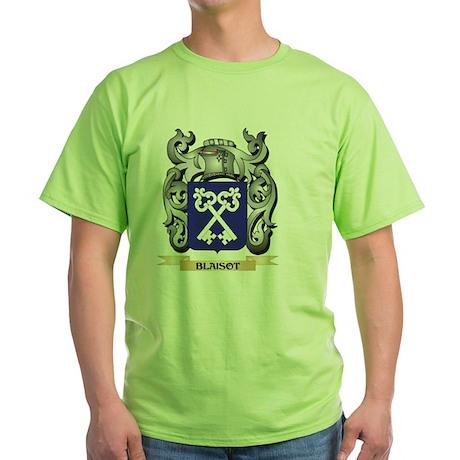 Blaisot Family Crest - Blaisot Coat of Arm T-Shirt