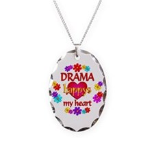 Happy Drama Necklace