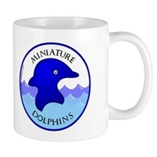 Miniature Dolphins Mug