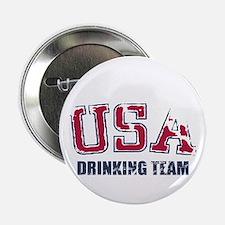 """USA Drinking Team 2.25"""" Button"""