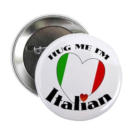 "I'm Italian 2.25"" Button (10 pack)"